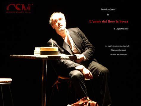 l uomo dal fiore in bocca pdf l uomo dal fiore in bocca un teatro per il pubblico un