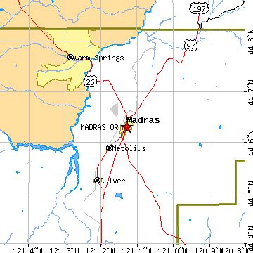 map of oregon madras madras or pictures posters news and on your