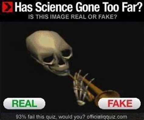 Too Far Meme - image 496678 has science gone too far know your meme