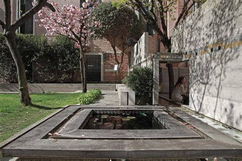 Courtyard House Plan museum querini stampalia foundation by carlo scarpa