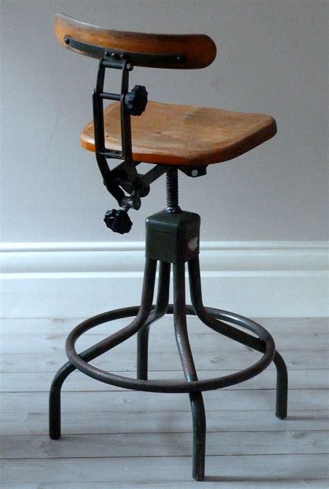 industrial stool vintage evertaut industrial stool c 1940s home sweet