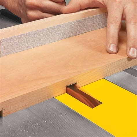 woodworking must haves must table saw accessory woodsmith tips table saw