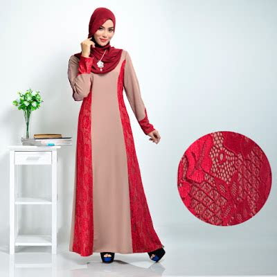Dress Cantik Promo 7 shoppaholic haniya muslimah wear raya collection