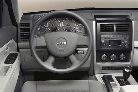 liberty jeep interior 2008 12 jeep liberty consumer guide auto