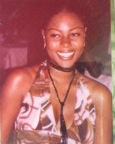 biography yvonne nelson we bet you haven t seen this old photos of yvonne nelson