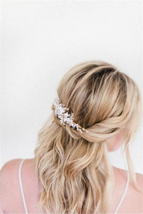 hairstyles hair combs romantic hair makeup ideas for valentine s day long