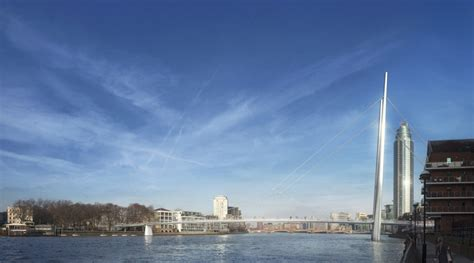 Buro Happold by Designs Shortlisted In New Bridge For Competition