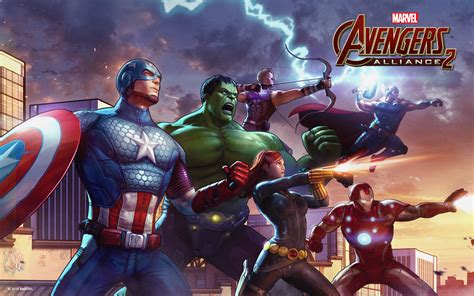 Marvel avengers alliance 2 apk download free role playing game for