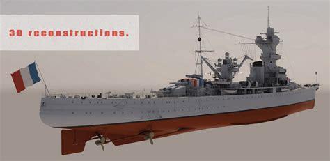 Papercraft Battleship - paper models card models modele kartonowe
