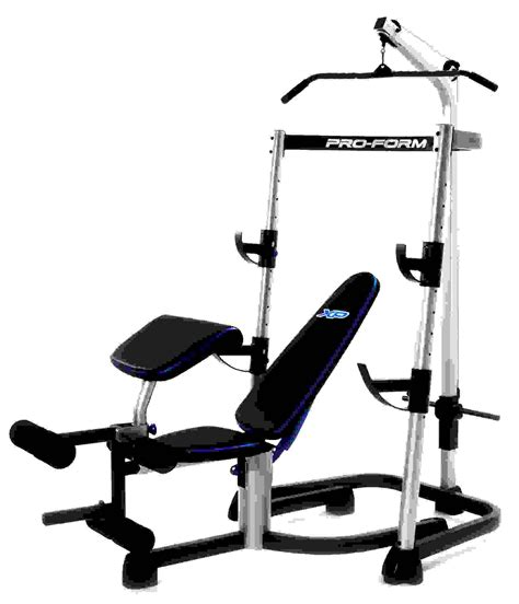 pro form weight bench proform xp 200 olympic bench rack