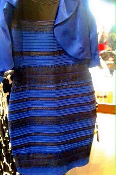 Baju White Gold Or Blue Black white and gold vs blue and black dress outoftheloop