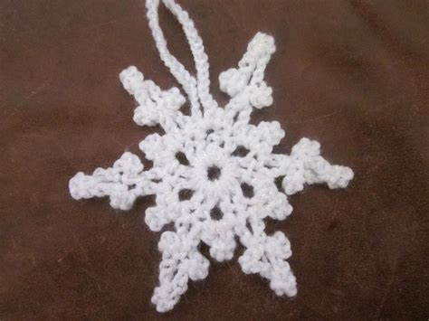 snowflake pattern for crochet crochet picot stitch tutorial with variations and patterns