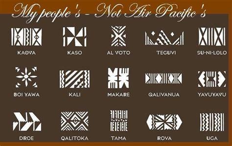 melanesian tattoo designs petition 183 prime minister voreqe bainimarama appeal to