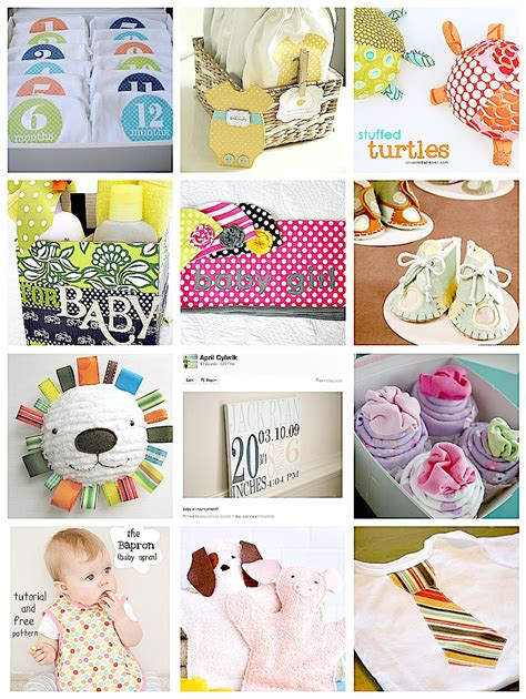 Handmade Baby Gifts To Make - 12 diy baby shower gift ideas and my hardest pregnancy