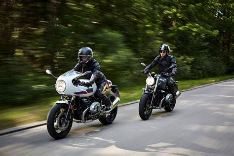 bmw rtnine world premiere the new bmw r ninet racer and r ninet