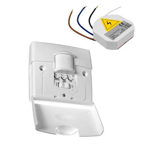 Wireless 180 176 Motion Sensor Pir Light Switch 240v 2