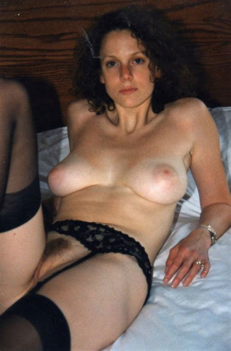 Real Amateur Wife Has Appetizing Titties And Nice Stockings
