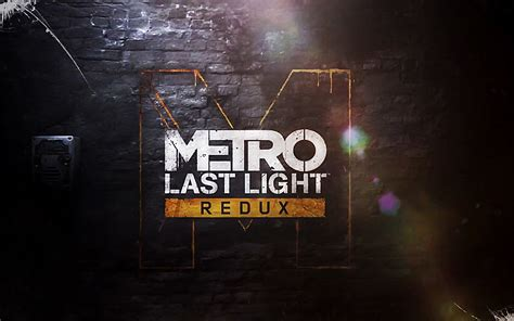 Metro Last Light Redux by Metro Last Light Redux Archives Cramgaming