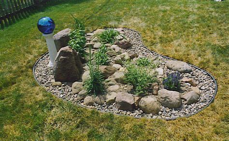 Small Rock Garden Images Rock Garden Construction Wiltrout Nursery Chippewa Falls Wi