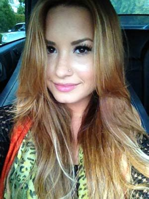 blonde hair on hispanic women demi lovato france your french source about demi lovato
