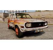 Renault 12 Toros Rouill&233 V20 Pour GTA 4