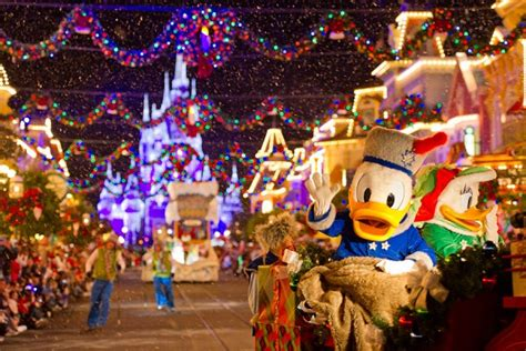 mickey s very merry christmas party at magic kingdom park