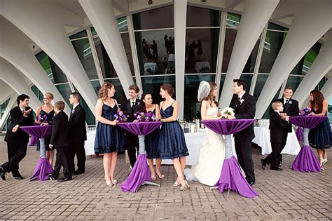 purple and silver make a glamorous combination in the 8 spectacular wedding colour combinations dave shannon