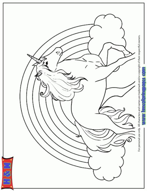 Free Printable Coloring Pages by Get This Unicorn Coloring Pages Free Printable 75185