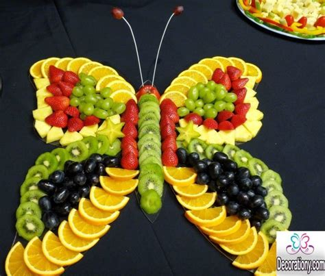 Fruit For Decoration by Top 15 Pretty Fruit Decoration Ideas For Your