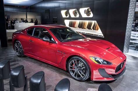 Maserati Of New York by Maserati At The New York Auto Show 2014 Gtspirit