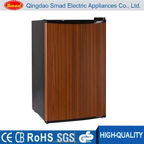 colored mini fridge wood door refrigerator colored personalised mini fridge