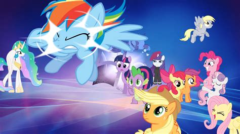 mlp background my pony friendship is magic wallpapers wallpaper