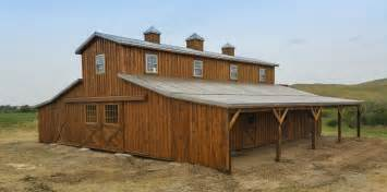 barn structures barn 36x48 modular in wy teton structures