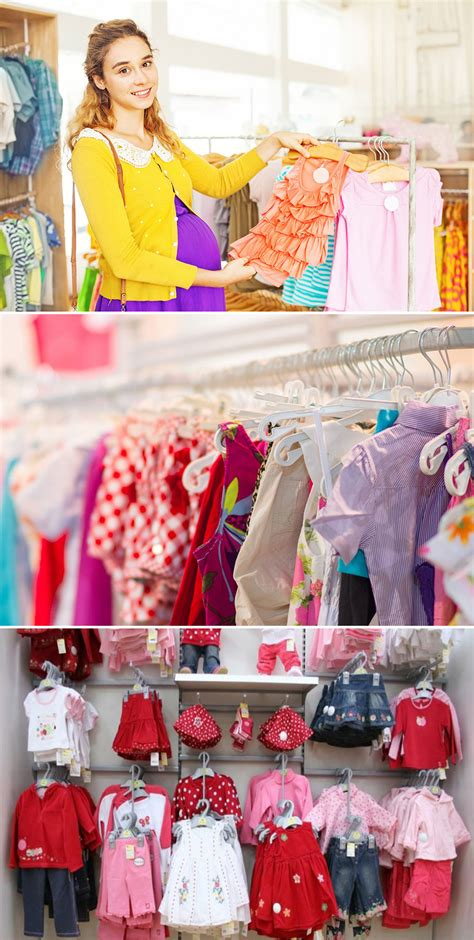 desain interior baby shop toko perlengkapan bayi jasa