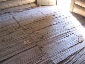 Cabin Floor Backcountry Historic Structures Report Kitchen Humes Ranch Cabin Olympic National Park