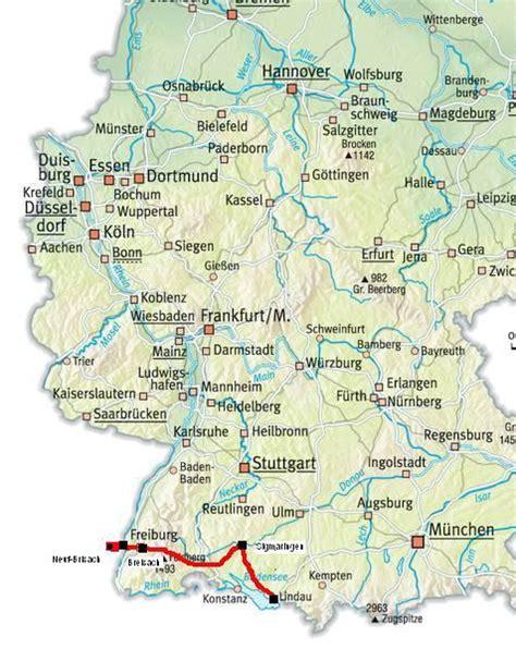 south west germany map photo essay of a trip through southwest germany lindau