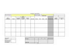 Training Planner Template Training Plan Template Vnzgames
