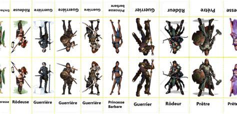 index card sized pathfinder character template essai de quot paper minis quot pour jeu de r 244 le med fan