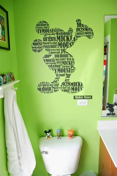 mickey mouse bathroom ideas best 25 mickey mouse bathroom ideas only on
