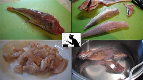 come cucinare le gallinelle di mare pasta con gallinella di mare ricetta dalla cucina di uno