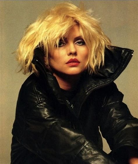 debbie harry singer debbie harry from singer to style icon the culture