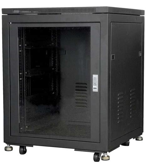 Metal Equipment Racks 19 Inch Pro Range Rack Cabinets
