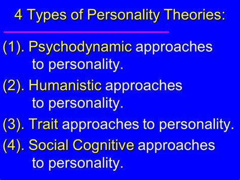 methods theories of py101 psychological perspectives on human behavior ppt download