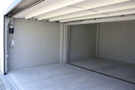 Garage Innen Verkleiden by Stahlbeton Fertiggarage Alwe Garagen