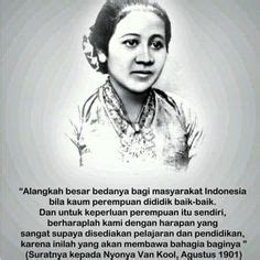 biography ra kartini bahasa indonesia pahlawan nasional 4 ra kartini april 21 kartini day