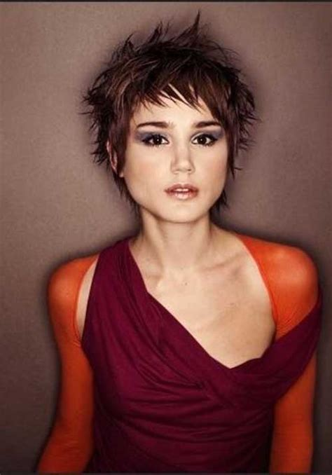 20 short funky pixie hairstyles pixie cut 2015