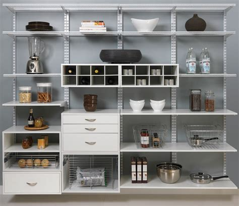 Lowes Pantry Shelving by Enjoyable Inspiration Ideas Shelving For Pantry Closet