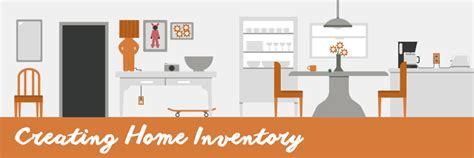 creating a home creating a home inventory