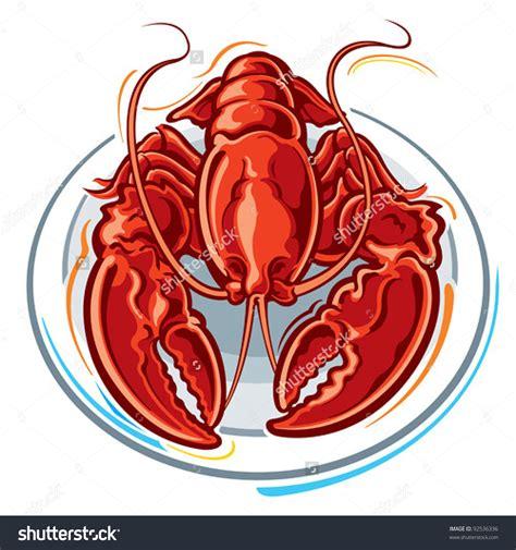 lobster clip lobster dinner clipart clipground
