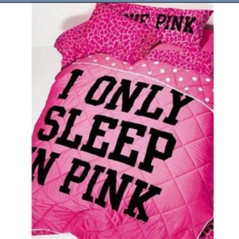 pink victoria secret bedding victoria s secret pink love pink pinterest